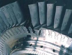 燃气轮机端面齿轮